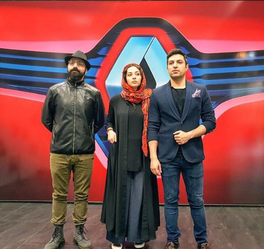 Iamsoheil- Ashkan Khatibi & Anahitad Dargahi & Behzad Omrani