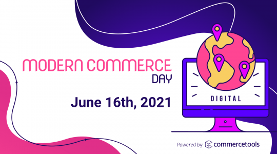 "Soheil AARABI Blog- ""Modern Commerce Day"""